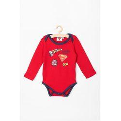 Body chłopięce Superman 5T37A9 Oferta ważna tylko do 2022-12-04