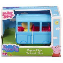 Zestaw z figurką Świnka Peppa Autobus szkolny - DARMOWA DOSTAWA OD 199 ZŁ!!!