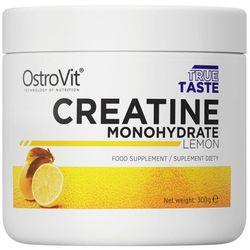 Kreatyna monohydrat Monowodzian kreatyny Creatine monohydrate smak cytrynowy 300 g OstroVit