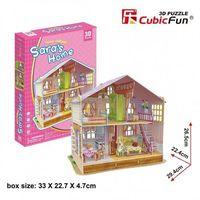 Domki dla lalek, Puzzle 3D Domek dla lalek Sara's Home