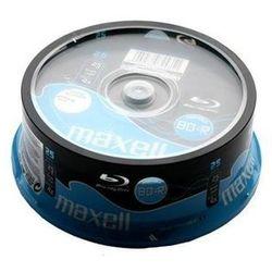 Maxell BD-R 25 GB PRINT 4x CAKE 25 szt (276071.00) Darmowy odbiór w 21 miastach!