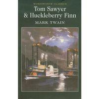 Książki do nauki języka, Tom Sawyer & Huckleberry Finn - Twain Mark - książka