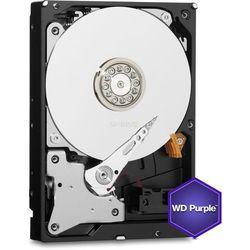 Dysk twardy Western Digital WD60PURZ - pojemność: 6 TB, cache: 64MB, SATA III, 5400 obr/min