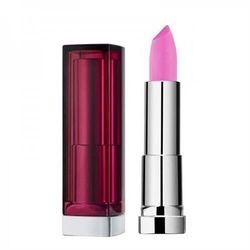 Maybelline Color Sensational Pinks 140 Intense Pink Różowy szminka