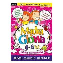Mądra Głowa 4-6 lat Zdolny przedszkolak (nowa edycja)