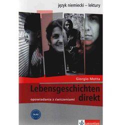 Lebensgeschichten direkt z płytą CD (opr. miękka)