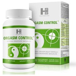 Orgasm Control 60 kaps. Kapsułki opóźniające wytrysk 2769