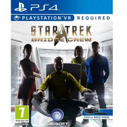 Star Trek Bridge Crew VR (PS4)