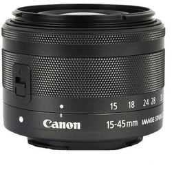 CANON EF-M 15-45mm F/3,5-6,3 IS STM OEM / WYSYŁKA GRATIS / RATY 0% / TEL. 500 005 235