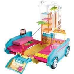 Barbie wakacyjny Pojazd Piesków DLY33