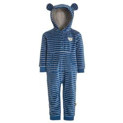 Steiff Collection OVERALL 1/1 ARM BABY NEWBORN WINTER COLOR Kombinezon federal blue