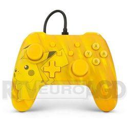 PowerA Switch Pad Pokemon Static Pikachu