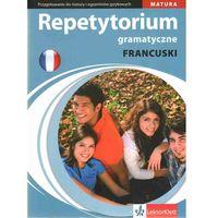 Leksykony techniczne, Repetytorium gramatyczne Francuski (opr. miękka)