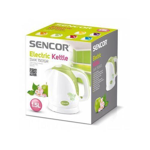 Czajniki elektryczne, Sencor SWK 1501