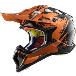 KASK LS2 MX470 SUBVERTER EMPEROR ORANGE