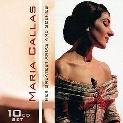 Maria Callas - Her Great Arias & Scenes