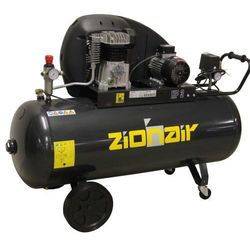 Kompresor 2,2 kW, 400 V, 10 bar, zbiornik 200 litrów