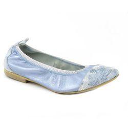 Baleriny VENEZIA 03M02 - niebieski