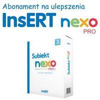 Programy kadrowe i finansowe, Abonament Subiekt Nexo PRO