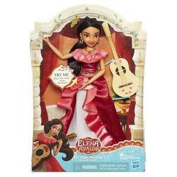 Disney Princess Elena z Avalor, Śpiewająca Elena