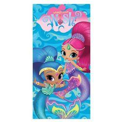 Ręcznik plażowy / kąpielowy Shimmer i Shine