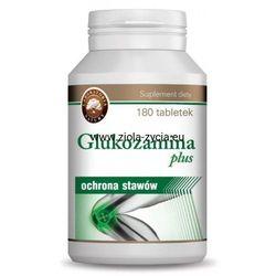 Glukozamina PLUS (90 tabletek) - Na ochronę stawów!