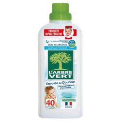 L'ARBRE VERT 750ml Hipoalergiczny płyn do płukania tkanin (40 prań) Assouplissant Peaux Sensibles