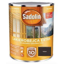 SADOLIN EXTRA- lakierobajca do drewna, heban, 5l