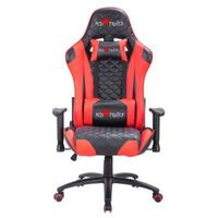Fotele dla graczy, Fotel RED FIGHTER C1 Czerwony