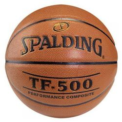 Piłka koszykowa SPALDING TF-500 (rozmiar 7) DARMOWY TRANSPORT