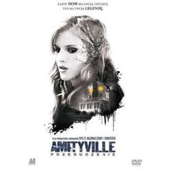 Amityville: Przebudzenie (DVD) + Książka
