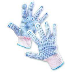 Rękawice robocze rozmiar 10 FRIDRICH&FRIDRICH UNIVERSAL niebieskie - R0044