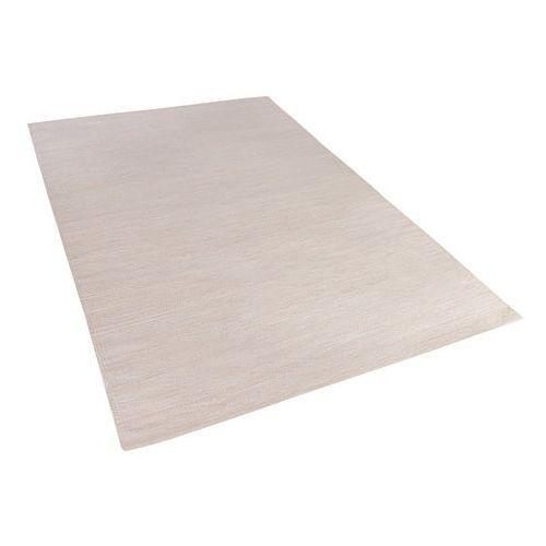 Dywany, Dywan beżowy bawełniany 160x230 cm DERINCE
