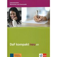 Książki do nauki języka, DaF kompakt neu A1 Intensivtrainer Wortschatz und Grammatik (opr. miękka)