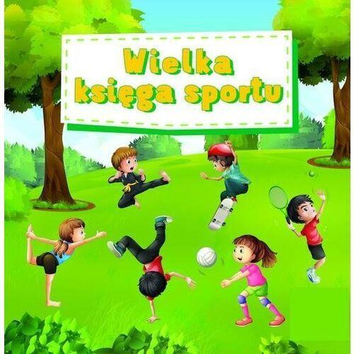 Książki dla dzieci, Wielka księga sportu (opr. twarda)