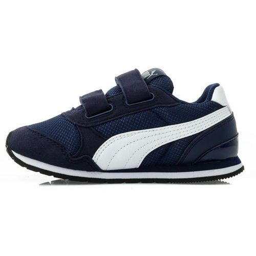 Pozostałe obuwie dziecięce, Buty sportowe Puma ST Runner V2 Mesh V (367137-01)