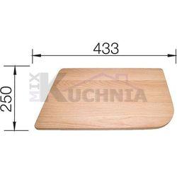 Deska kuchenna do krojenia BLANCO 250x433mm Drewno bukowe (513484)