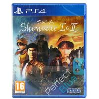 Gry PS4, Shenmue 1 & 2 (PS4)