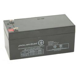 Akumulator żelowy POWERBAT CB 3,2-12 12V 3,2Ah