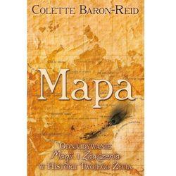 Mapa odnajdywanie magii i znaczenia w historii Twojego życia (opr. miękka)