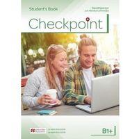Książki do nauki języka, Checkpoint b1+ książka ucznia + książka cyfrowa - praca zbiorowa (opr. miękka)