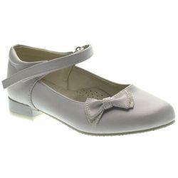 Buty komunijne dla dziewczynki Wojtyłko 2059B