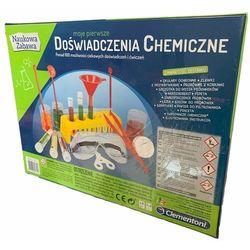Moje pierwsze doświadczenia chemiczne - Clementoni