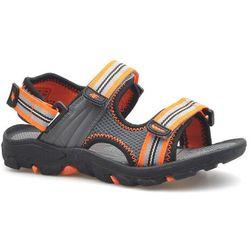 Sandały 4F HJL20-JSAM003/90S Szare/Pomarańczowe