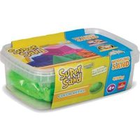 Pozostałe artykuły plastyczne, Super Sand, zielony