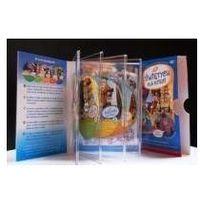 Filmy familijne, O Świętych dla dzieci album (5 x DVD )