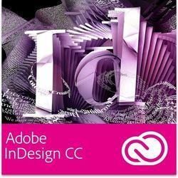 Adobe InDesign CC PL Multi European Languages Win/Mac - Subskrypcja (12 m-ce)