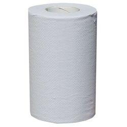 Ręcznik papierowy w roli Merida Klasik Mini, 1 warstwa, 116 m, makulatura - 12 rolek