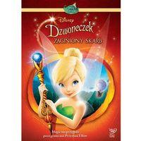 Filmy animowane, Dzwoneczek i zaginiony skarb (DVD) - Klay Hall
