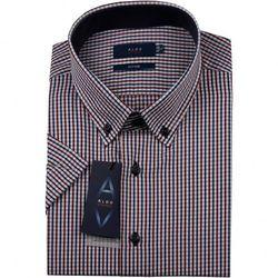 Koszula męska Aldo Vrandi z krótkim rękawem